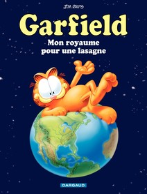 Garfield - Tome 6 - Mon royaume pour une lasagne (6) | Jim, Davis