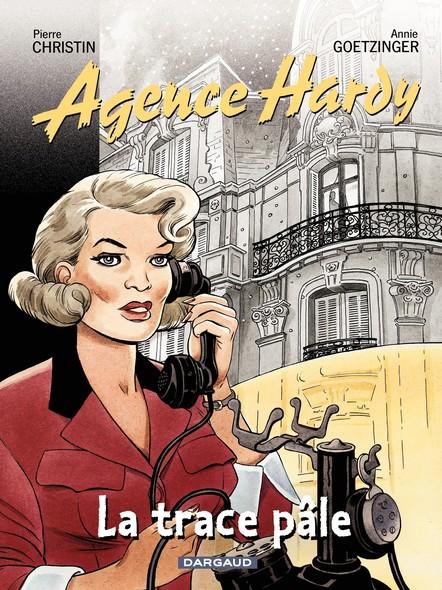 Agence Hardy - Tome 2 - Trace pâle (La)