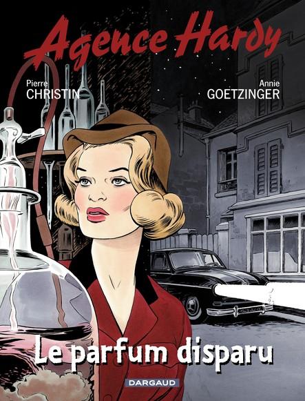 Agence Hardy - Tome 1 - Parfum disparu (Le)