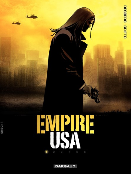 Empire USA - Tome 1