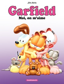Garfield - Tome 5 - Moi, on m'aime |