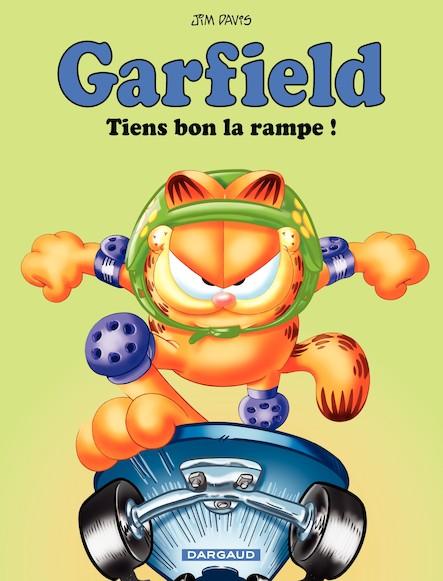 Garfield - Tome 10 - Tiens bon la rampe !