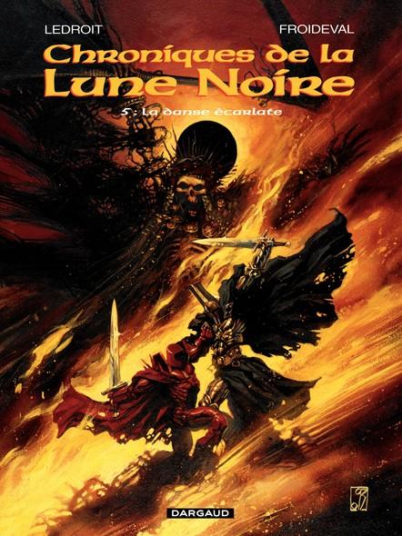 Les Chroniques de la Lune Noire  - Tome 5 - Danse écarlate (La)
