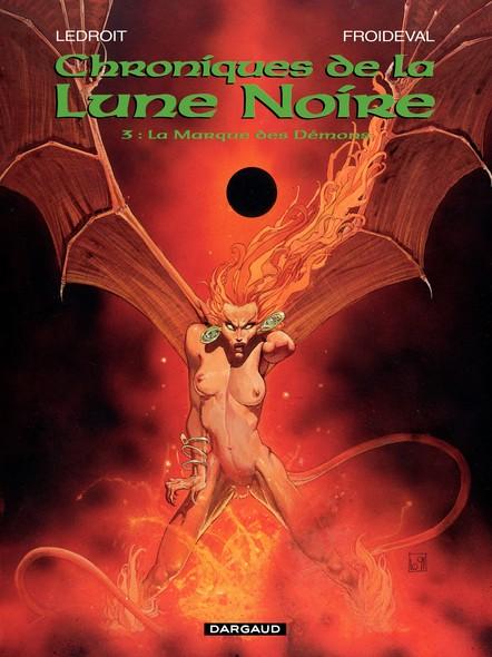 Les Chroniques de la Lune Noire  - Tome 3 - Marque des Démons (La)