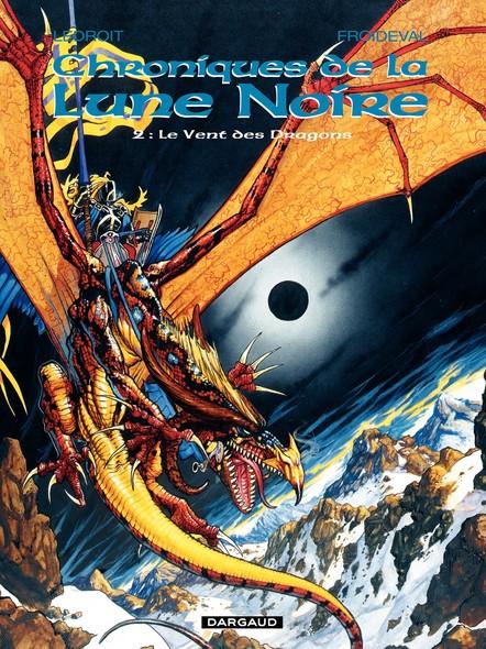 Les Chroniques de la Lune Noire  - Tome 2 - Vent des Dragons (Le)