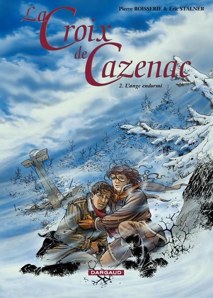 La Croix de Cazenac - Tome 2 - Ange Endormi (L')