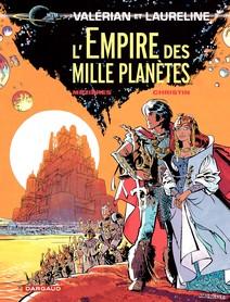 Valérian - Tome 2 - Empire des mille planètes (L') |