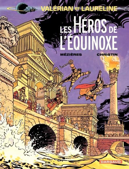 Valérian - Tome 8 - Héros de l'équinoxe (Les)