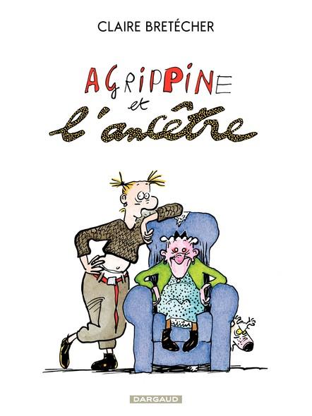 Agrippine - Tome 1 - Agrippine et l'ancêtre