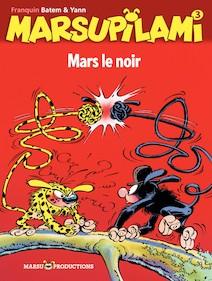 Marsupilami - Tome 3 - Mars le noir |