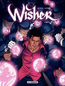 Wisher - Tome 1 - Nigel | Latour