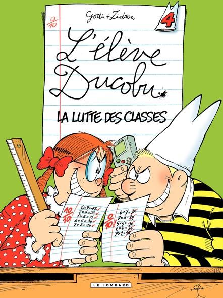 L'Elève Ducobu  - Tome 4 - Lutte des Classes (La)