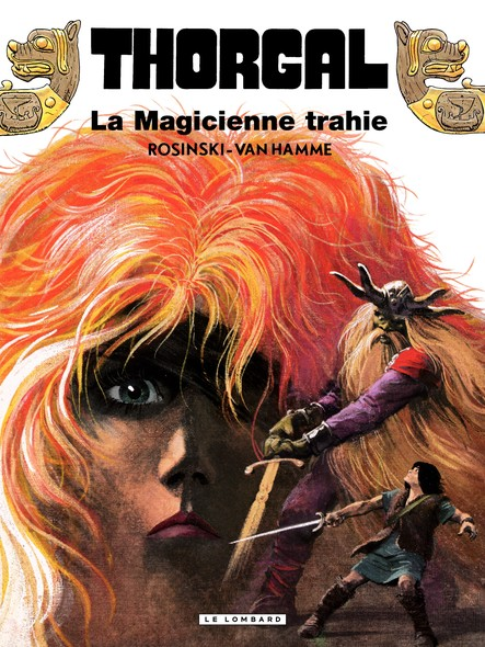 Thorgal - Tome 1 - Magicienne trahie (La)