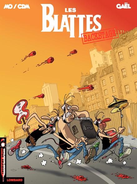 Les Blattes  - Tome 2 - Backstage