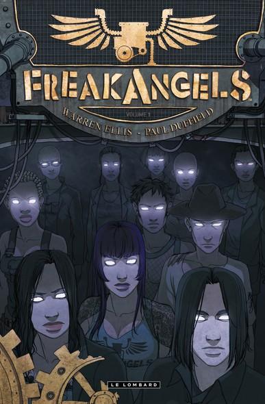 Freakangels - Tome 1 - Freakangels 1