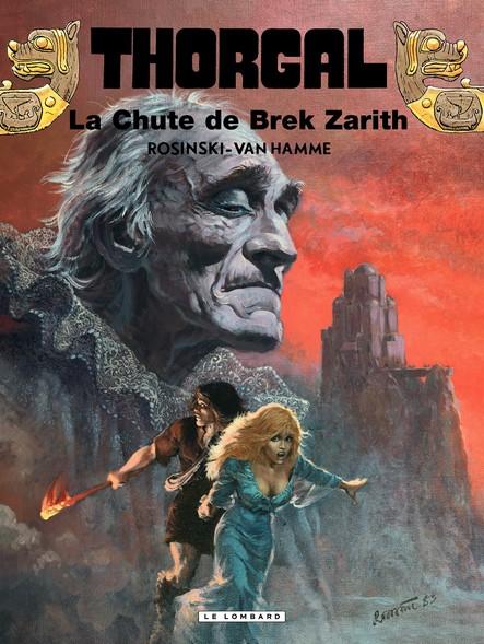 Thorgal - Tome 6 - Chute de Brek Zarith (La)
