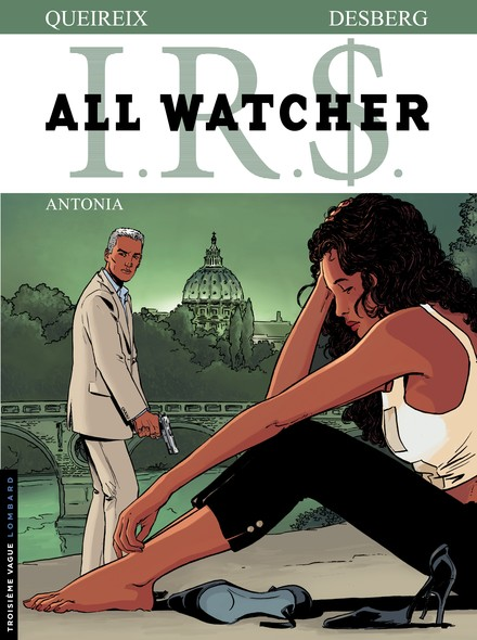 All Watcher - Tome 1 - Antonia