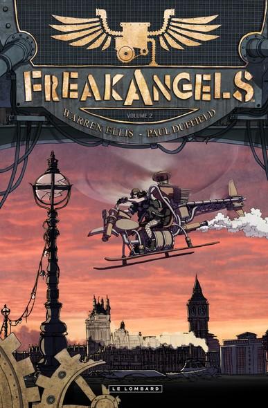 Freakangels - Tome 2 - Freakangels 2