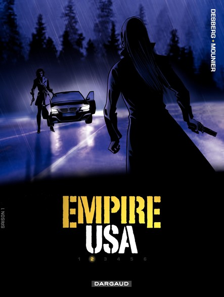 Empire USA - Tome 2