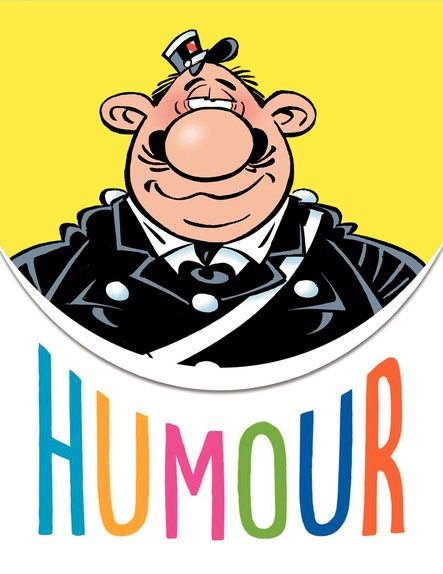 Best Of BD Numérique - Tome 5 - Best of humour - L'Agent 212
