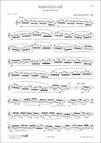Bimbarolles J.-M. MAURY Clarinette Solo