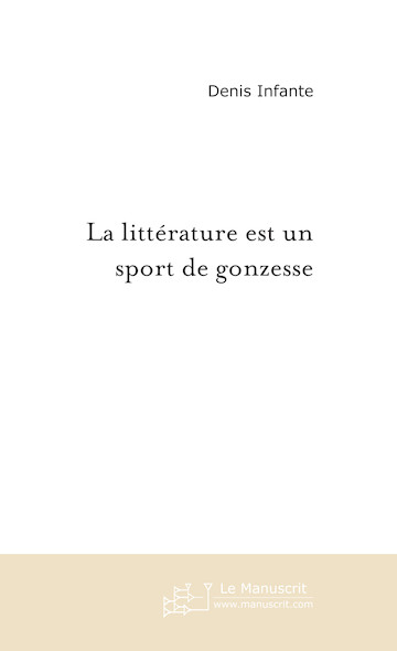 La littérature est un sport de gonzesse