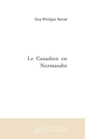 Un Canadien en Normandie