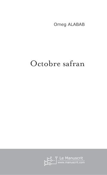 Octobre safran
