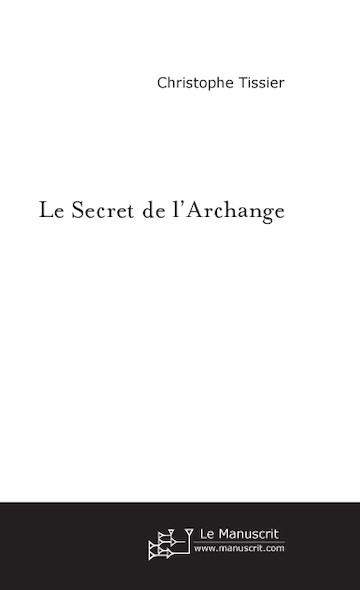 Le Secret de l'Archange
