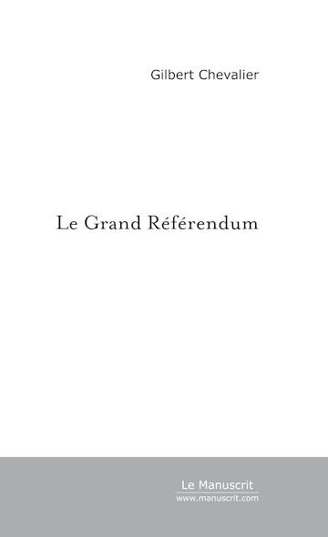 Le Grand Référendum