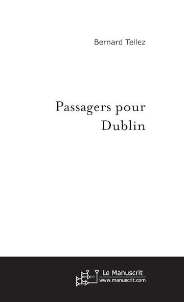 Passagers pour Dublin