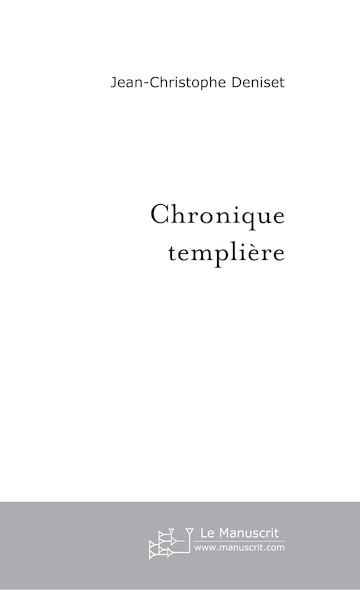 Chronique templière