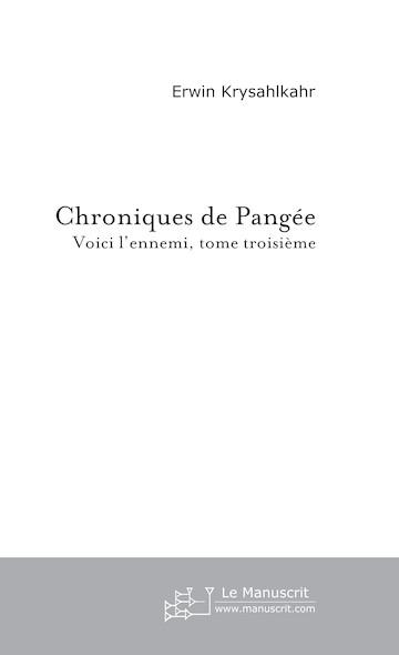 Chroniques de Pangée