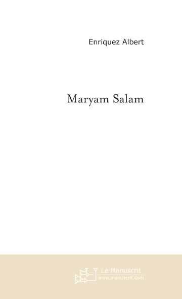 Maryam Salam