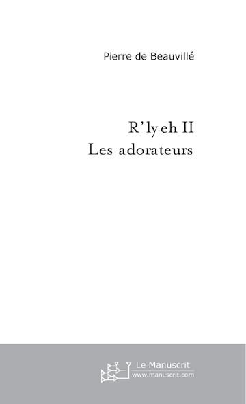 R'lyeh  (IIème partie)
