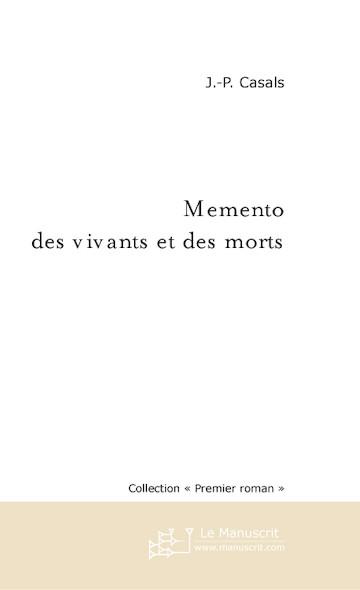 memento des vivants et des morts