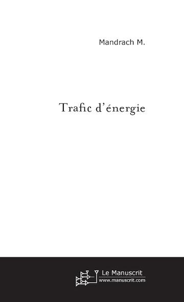Trafic d'énergie