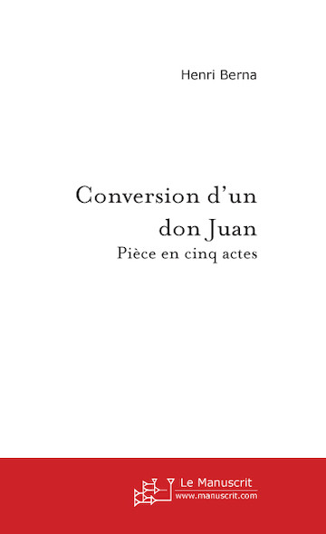 Conversion d'un don Juan