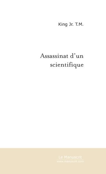 Assassinat d'un scientifique