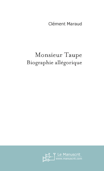 Monsieur Taupe