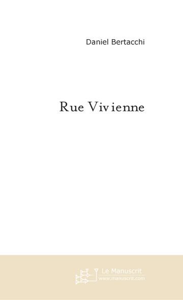 Rue Vivienne