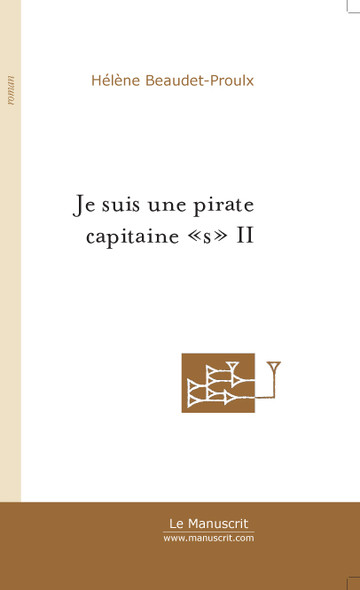 "Je suis une pirate capitaine ""s"" II"