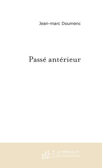 Passé antérieur