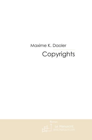 Copyrights.
