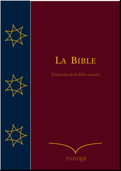 La Bible  (Traduction Bovet, Bonnet)