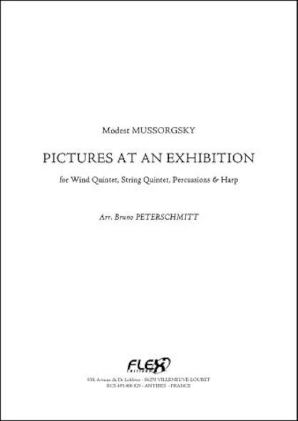 Les Tableaux d'une Exposition - M. MUSSORGSKY - Orchestre Symphonique Réduit