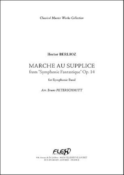 Marche au Supplice - Symphonie Fantastique - H. BERLIOZ - Orchestre d'Harmonie