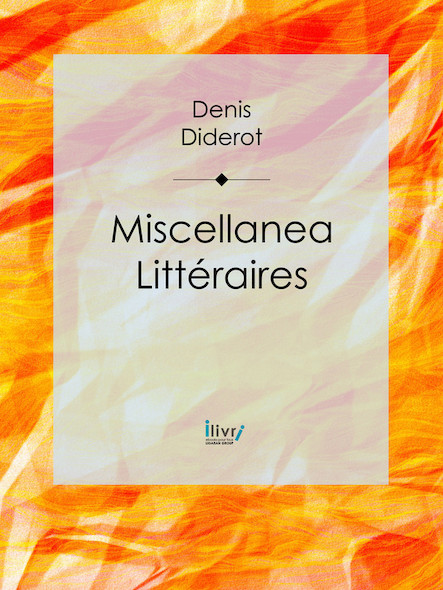 Miscellanea littéraires