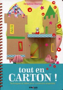 Tout en carton ! | Delphine, Doreau