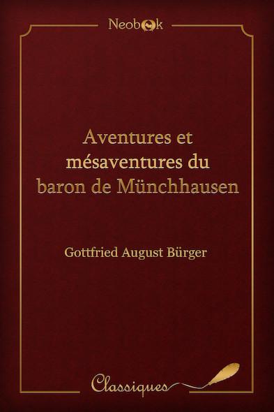 Aventures et Mésaventures du baron de Müncchausen